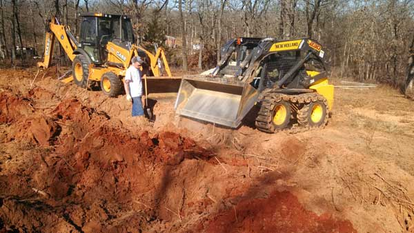 Septic Systems Johnson Construction Company