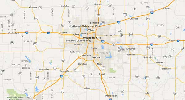 Johnson Construction serves the following counties: Oklahoma, Lincoln and Pottawatamie.